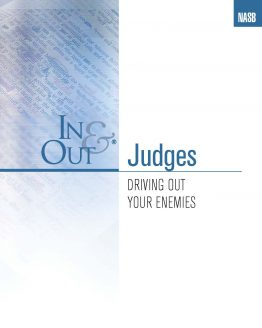 Image of cover for Judges In & Out - Driving Out Your Enemies