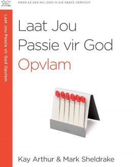 Beeld van die omslag vir die boek Laat Jou Passie vir God Opvlam