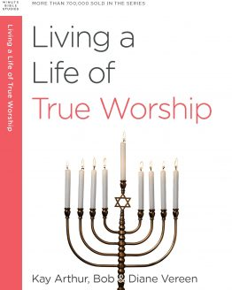 Image of cover for Living a Life of True Worship