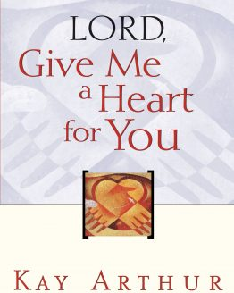 Image of cover for Lord, Give Me a Heart for You