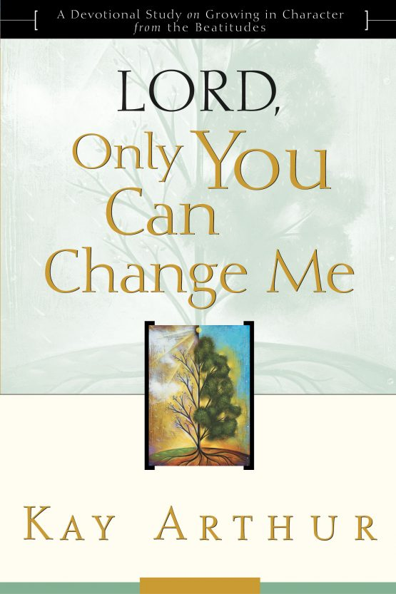 Image of cover for Lord, Only You Can Change Me