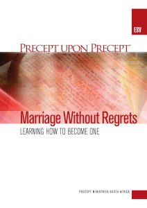 Image of cover for Marriage Without Regrets ESV PUP - Learning How to Become One