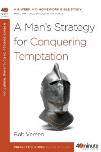 Image of cover for A Man's Strategy for Conquering Temptation