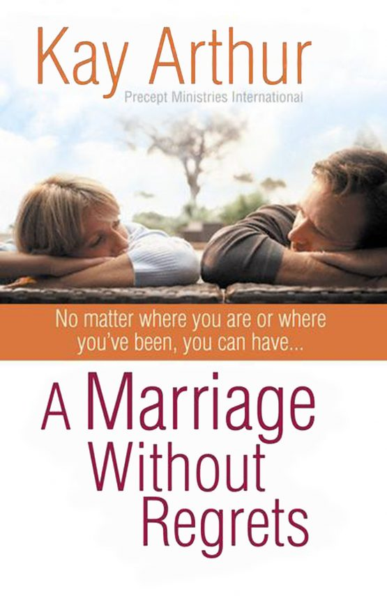 Image of cover for A Marriage Without Regrets (Soft cover)