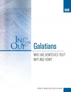 Image of cover for Galatians In & Out - Who Has Bewitched You? Why and How?