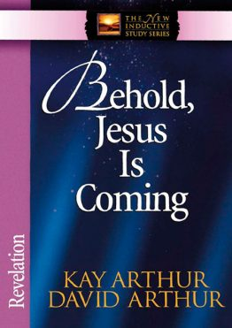 Image of cover for Behold, Jesus is Coming! (Revelation)