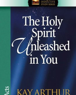 Image of cover for The Holy Spirit Unleashed in You (Acts)