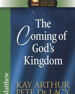 Image of cover for The Coming of God's Kingdom (Matthew)