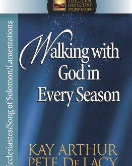 Image of cover for Walking with God in Every Season (Ecclesiastes\Song of Solomon\Lamentations)