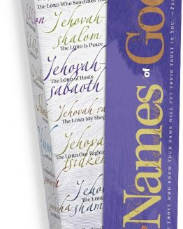 Image of Names of God Bookmark