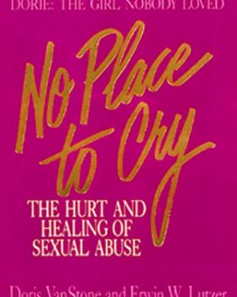 Image of cover for No Place to Cry