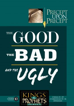 Image of cover for Kings and Prophets 10 PUP - The Good, the Bad, and the Ugly (2 Kings 21-25 \ 2 Chr 33-36 \ Zeph)