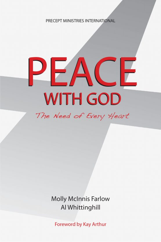 Image of cover for Peace With God