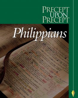 Image of cover for Philippians PUP - How to Have Joy