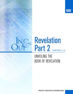 Image of cover for Revelation Part 2 In & Out - Unveiling the Book of Revelation- (Chapters 4-22)