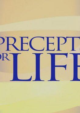 Precepts for Life