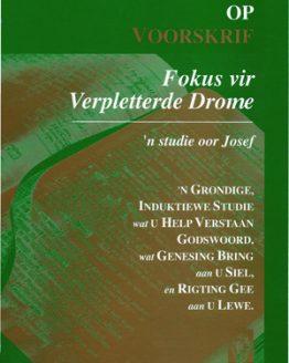 Beeld van die omslag vir die VOV Genesis Deel 5 - Fokus vir Verpletterde Drome (Hoofstuk 37-50: Josef)