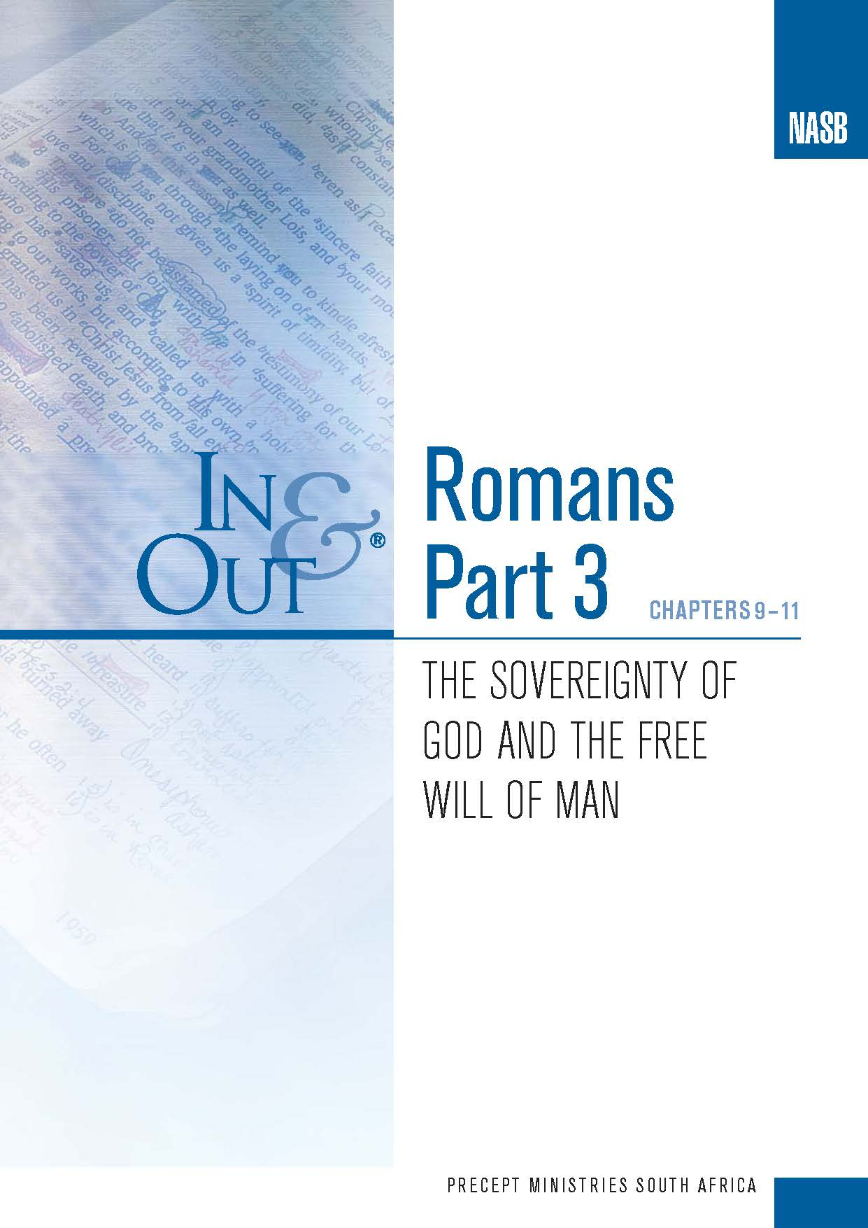 """the sovereignty of god and freewill But the way i like to explain god's sovereignty best is simply to say, """"god is in control"""" biblical definition and context of sovereign there is absolutely nothing that happens in the universe that is outside of god's influence and authority."""