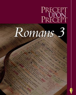 Image of cover for Romans Part 3 PUP - The Sovereignty of God and the Free Will of Man (Chapters 9-11)