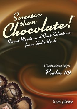 Image of cover for Sweeter than Chocolate: Psalm 119