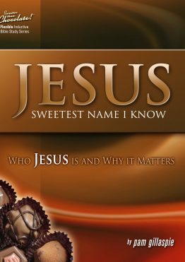 Image of cover for Sweeter than Chocolate: Jesus, Sweetest Name I Know