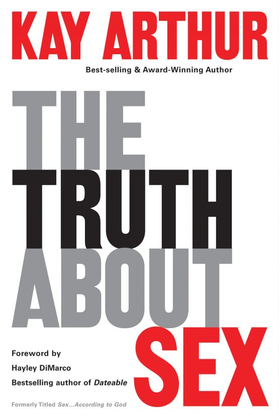 Image of cover for The Truth About Sex