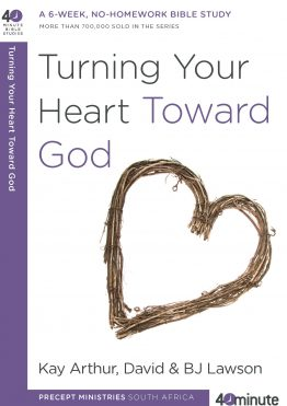 Image of cover for Turning Your Heart Toward God