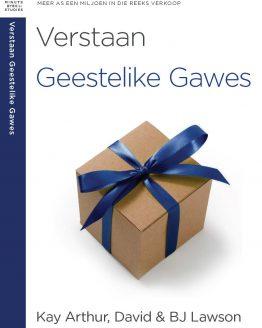 Beeld van die omslag vir die boek Verstaan Geeestelike Gawes