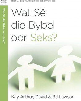 Beeld van die omslag vir die boek Wat se die Bybel oor Seks?