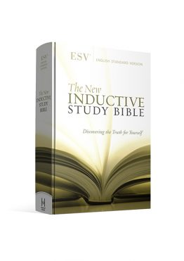 Image cover of Inductive Study Bibles ESV