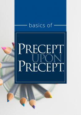 Basics Of Precept Upon Precept Image