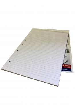 3 Ring Punched Exam Pad