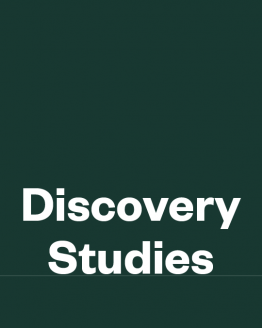 Discovery Studies