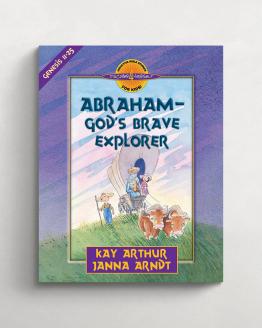 Abraham God's brave explorer cover 21
