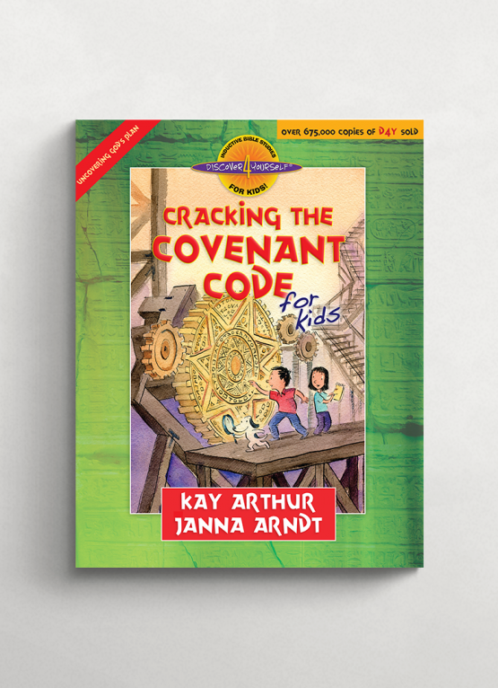 Cracking the covenant code cover 21