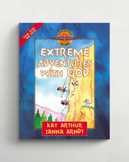 Extreme adventures with God cover 21