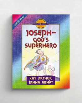 Joseph- God's superhero cover 21