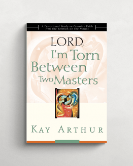 Lord I'm torn between two masters cover 21