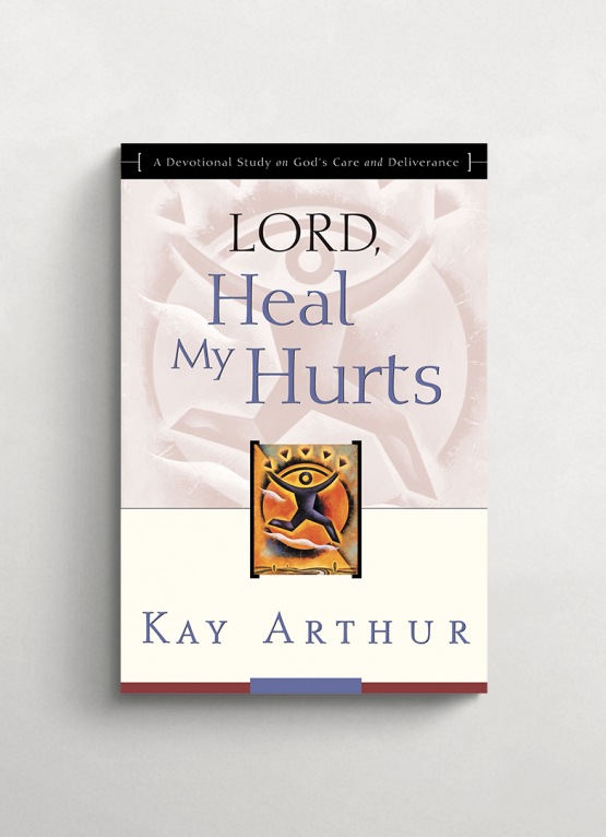 Lord heal my hurts cover 21