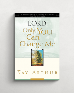 Lord only you can change me cover 21