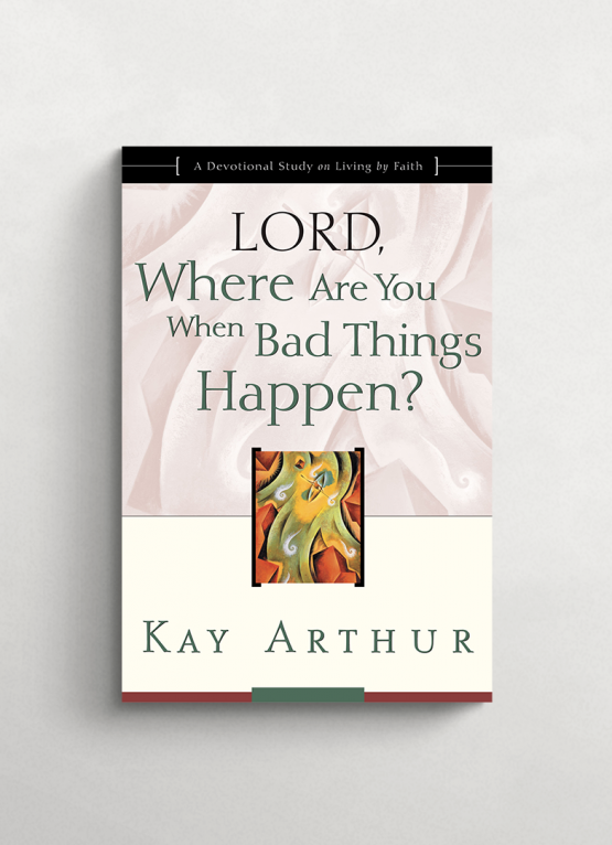 Lord where are you when bad things happen cover 21