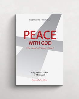 Peace with God cover 21